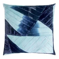 Twilight Pleated Velvet Pillow by Kevin O'Brien Studio $315.00