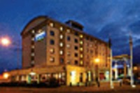 Express by Holiday Inn London Wandsworth London Bright modern hotel located in South London yet only a short train journey into central London. The large welcoming open plan reception and lounge area leads into the breakfast room and small bar. Roo http:/...