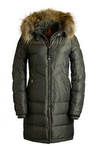 Parajumpers Light Long Bear Woman Outerwear Army Clearance pjsparajumperssale.net