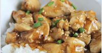 The Best Orange Chicken Recipe! remodelaholic.com #chicken #recipe #orange chicken