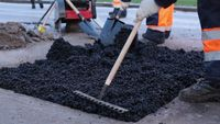 """Bitumend Coldmix is a cold asphalt product ideal for fixing potholes or making asphalt repairs in your driveway or car park. It is made with special polymers so that it remains strong and flexible yet easy enough to use �€"""" excellent qualities ..."""
