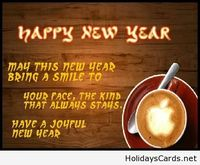 May this new year 2015 bring a smile on your face