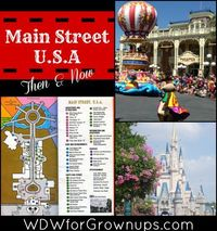 Main Street U.S.A. Then & Now