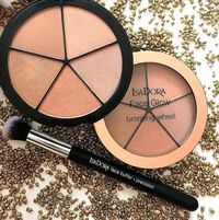 Reflecting Pearl Look with Bronzer Blends
