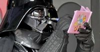 Darth Vader has a new master to answer to now.