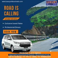 Road is Calling!  Are you ready to explore your world?  Hire today the most luxurious cars on rent from the best Car Rental Service provider in Delhi at the most affordable prices.  For Bookings call: 9990064399, 9911213056