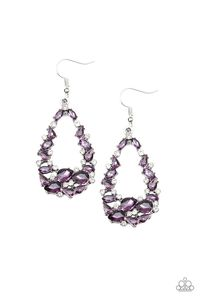Paparazzi To BEDAZZLE, Or Not To BEDAZZLE - Purple $5.00