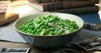 Get this all-star, easy-to-follow Parmesan Peas recipe from Food Network Specials