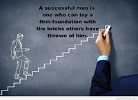 Fantastic success story quote