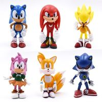 Sonic The Hedgehog PVC Action Figure