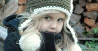 Crochet PATTERNThe Wynter Hat Toddler Child and by Thevelvetacorn, $5.50