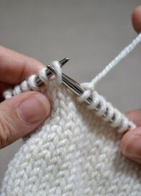 ShortRows - Knitting Tutorials: Advanced Techniques - Knitting Crochet Sewing Embroidery Crafts Patterns and Ideas!