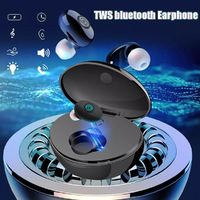 Bakeey TW-10 Single bluetooth V5.0 TWS Headset Wireless In-ear Earbuds Stereo Bass Earphone With Mic