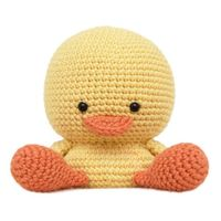 Henry the Duck Amigurumi Pattern by fatfaceandme on Etsy, $4.95