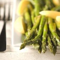 Simple Roasted Asparagus by pictureperfectmeals