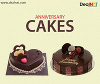 Anniversary Cakes  Send anniversary cake online and surprise your friends and family. Choose cake designs and cakes for wedding anniversary with same-day delivery. Order now from MyFlowerApp. https://www.dealnxt.com/product-category/cakes/anniversary-c...