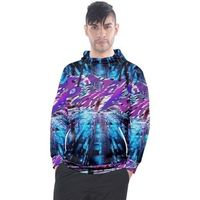 abstract mens hoodie $25.00