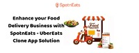 Start your own food delivery business with this Foodpanda and UberEats clone app.
