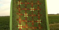 Urban Amish Quilt Pattern PDF quilt pattern by RobinsonPatternCo I love love this.