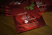 the Shack cookbook available now