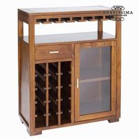 Forest wine cabinet - Serious Line Collection by Bravissima Kitchen $351.14