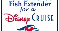 Everything you need to make a Disney Cruise Fish Extender. The perfect first sewing project with full instructions.