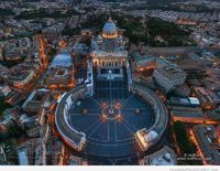 St. Peter's Square, Vatican awesome place