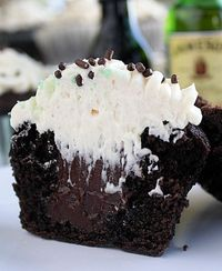 Irish Car Bomb Cupcakes by From Away