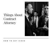 What is A Contract Attorney?   A contract attorney hired on a contract basis, in a specific job, the most law firm hired them as-needed basis, that is why they are paid more than the associates. law firms and companies are an industry that mostly keen o...