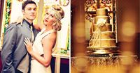 Great Gatsby Wedding Inspiration: All that Glitters is Gold - Belle the Magazine . The Wedding Blog For The Sophisticated Bride Kelsey