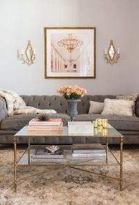 "Grey Living Room Ideas �€"" One of the first steps involved in redecorating is picking out the living room's color theme. Although grey cannot be technically refer"