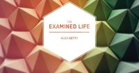 The Examined Life by Alex Getty, via Behance