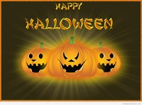 Funny Halloween hd photo