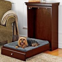 Pet Murphy Bed I SO WANT THIS!!!!!!!!!!!!
