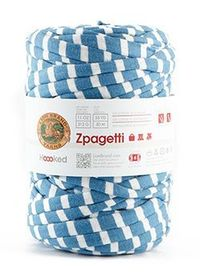 Knit, crochet or craft with our popular yarn, Zpagetti, made from garment remnants that would otherwise be discarded. Be eco-friendly and stylish all at once!
