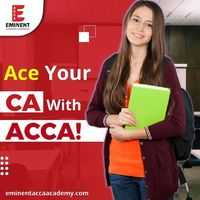 Best ACCA classes in Andheri | ACCA Coaching Classes in Mumbai, India - Eminent Academy  Eminent Academy is the Best ACCA Coaching Classes in Mumbai, India. We are an approved learning partner of ACCA, For inquiry about upcoming batches feel free to cal...