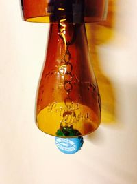 Upcycled Beer Bottle Wind Chime. Recycled Glass Bottles. Outdoor Decor. Kona $35.00
