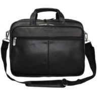"Kenneth Cole Reaction the ""I Rest My Case"" Leather Briefcase"