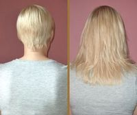 Extensions for Very Short Hair | Hair Extensions for Short Hair- just in case I ever need them!
