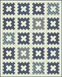 Chimney Sweep Quilt Pattern