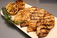 SIMPLY SUCCULENT GRILLED CHICKEN BREASTS