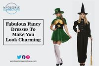 Fabulous Fancy Dresses To Make You Look Charming