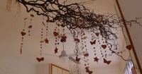 Natural ceiling art: A collection of pictures captured during two different CMU Study Abroad trips to Reggio Emilia, Italy �‰ˆ �‰ˆ For more inspiring pins http://pinterest.com/kinderooacademy/reggio-inspired/