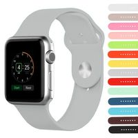 Sport loop strap For Apple Watch Series 4 3 2 42mm/44mm 38mm/40mm $14.99