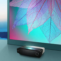 Hisense 80L5D Projector 3840*2160 4K UHD LED Projector Laser TV Home Mini Theater WIFI HDMI