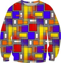 Colior Mix Sweatshirt $59.95