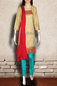 online shopping for handloom cotton salwar kameez are available at www.unnatisilks.com