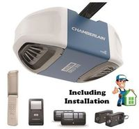 Chamberlain MED power Belt drive Opener including Installation and Free Delivery $335.00