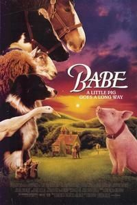 "AKA: ""Babe, the Gallant Pig"" Year: 1995 Cast: James Cromwell, Magda Szubanski; VOICE(S) BY: Christine Cavanaugh, Miriam Margolyes, Danny Mann, Hugo Weaving; NARRATED BY: Roscoe Lee Browne Directed By: Chris Noonan"