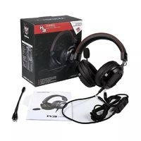ONIKUMA K3 Gaming Headphone RGB Light Noise-canceling Wired Headset for PS4 PC Computer Mac Laptop